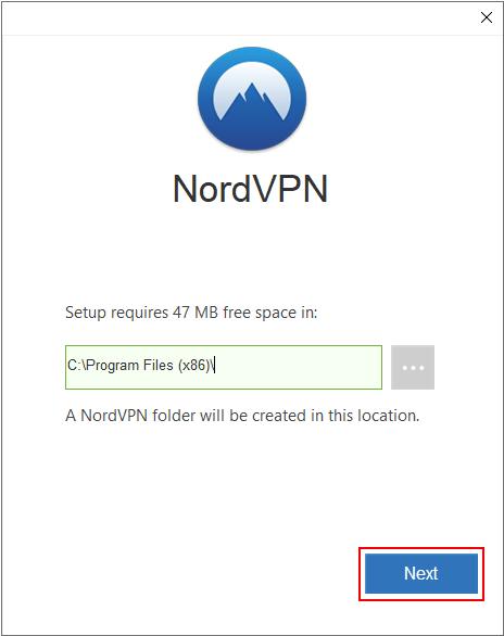 nordvpn-install
